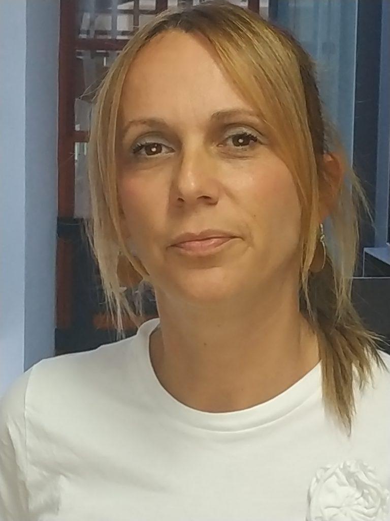 Tea Sušanj Protić, mag. pov.umj. i tal., konzervatorica iz Konzervatorskog odjela u Rijeci