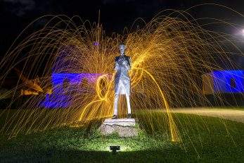 Svjetlosni spektakl za rođendan Nikole Tesle