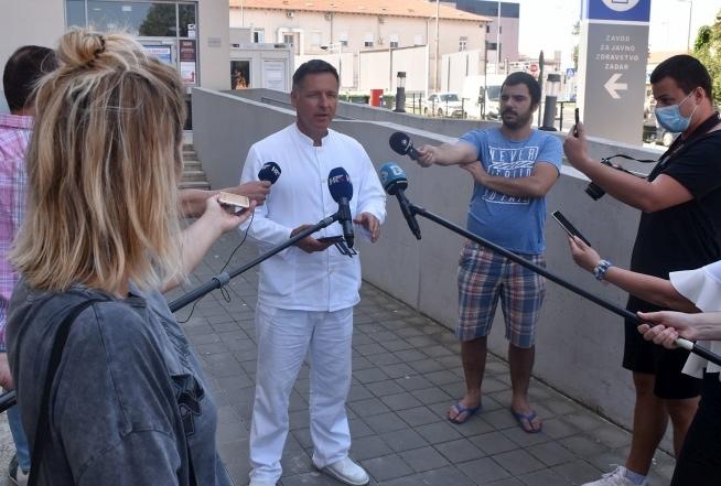Foto Vedran Sitnica, Zadarski list