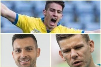 Dario Vizinger, Miral Samardžić i Roman Bezjak