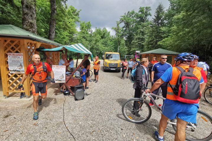 Biciklijada za Dan grada Gospića