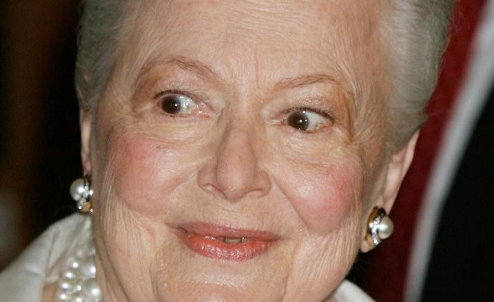 Olivia de Havilland / Reuters