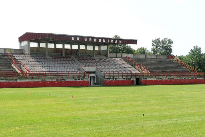 Stadion Grobničana na Mavrincima/Foto Arhiva NL