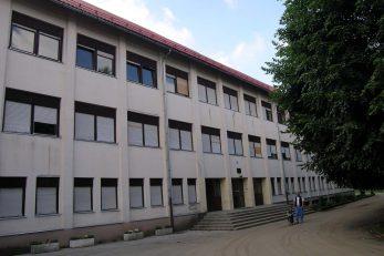 Srednja škola Delnice / Snimio M. KRMPOTIĆ