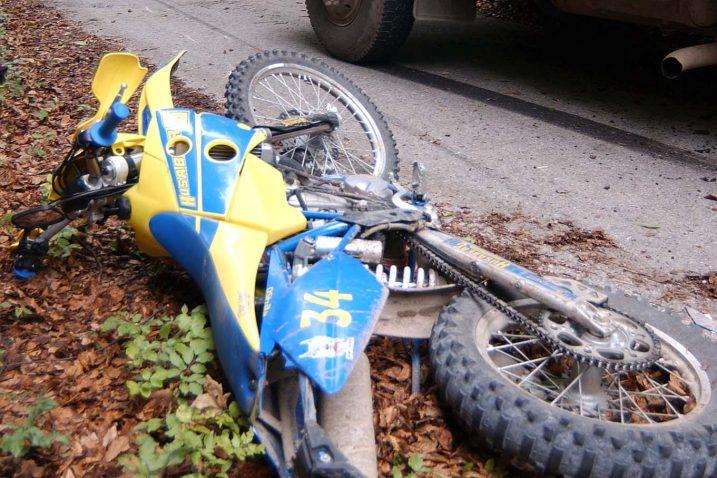 Ilustracija (ne prikazuje motocikl iz članka) / Foto arhiva NL