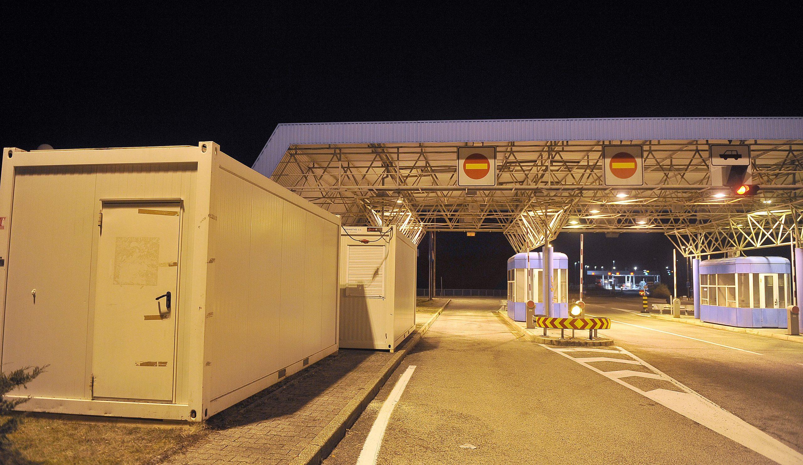 Granični prijelaz Pasjak / Foto Roni Brmalj