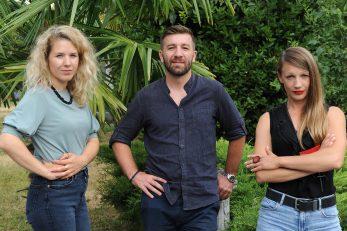 Aestus Konzalting tim: Patricia Sečen, Goran Lučin i Sandra Anić
