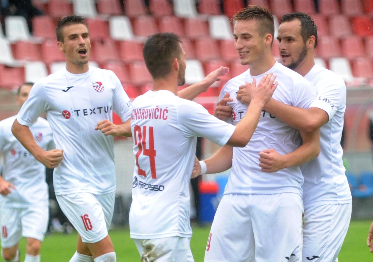 Mateo Monjac, Nino Mohorovičić, Miroslav Iličić i Mario Tadejević / Foto: D. JELINEK