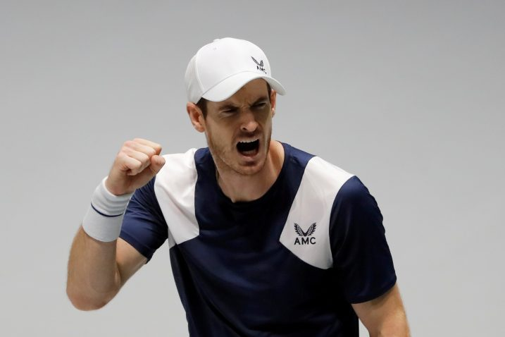 Andy Murray/Foto REUTERS