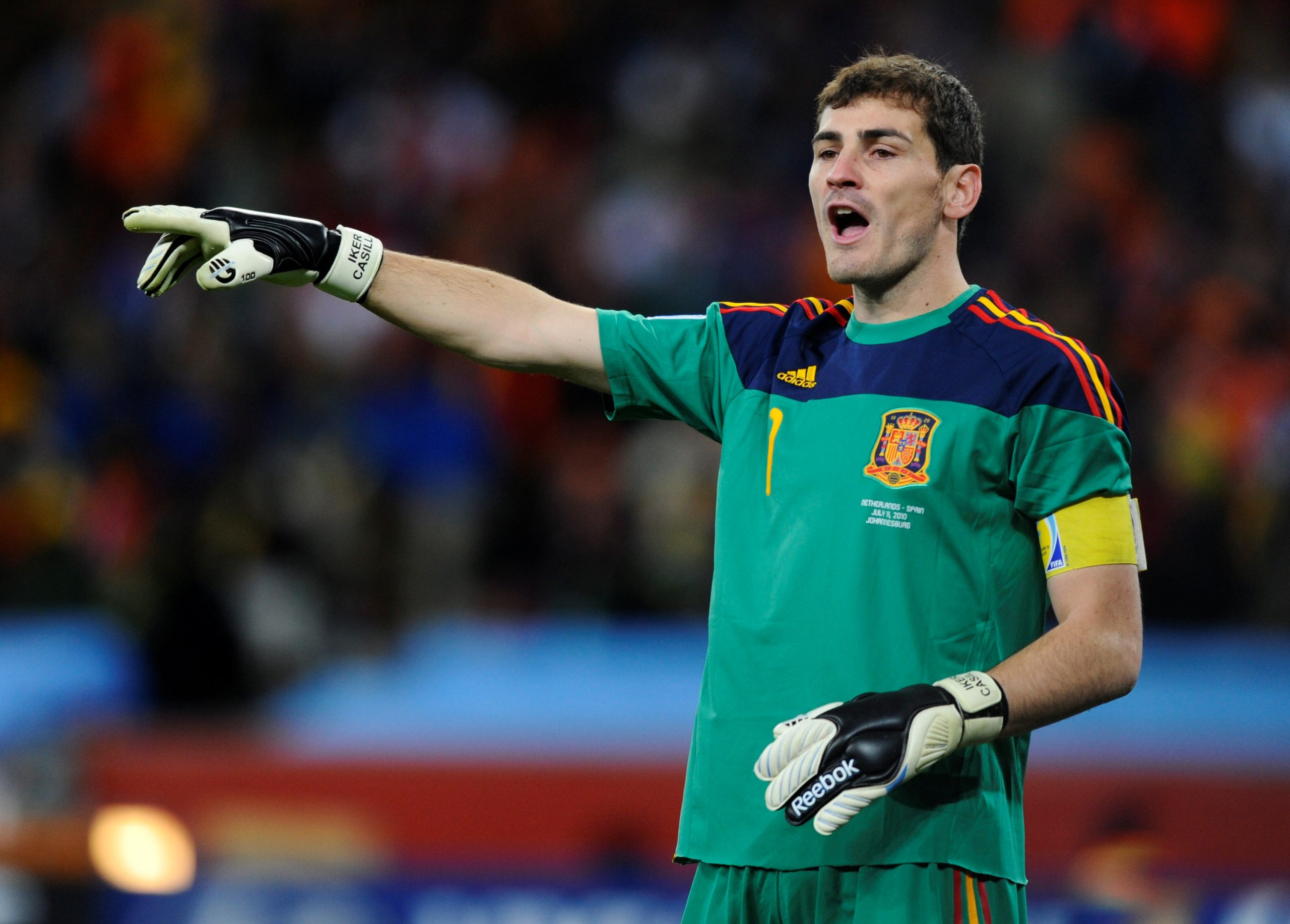 Iker Casillas/Foto REUTERS