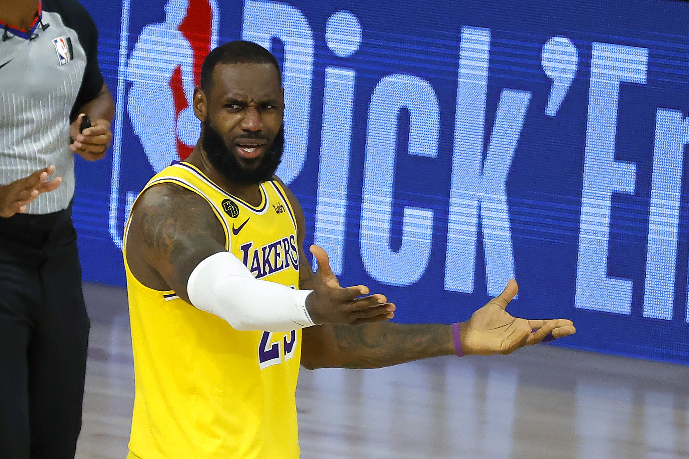 LeBron James/Foto REUTERS