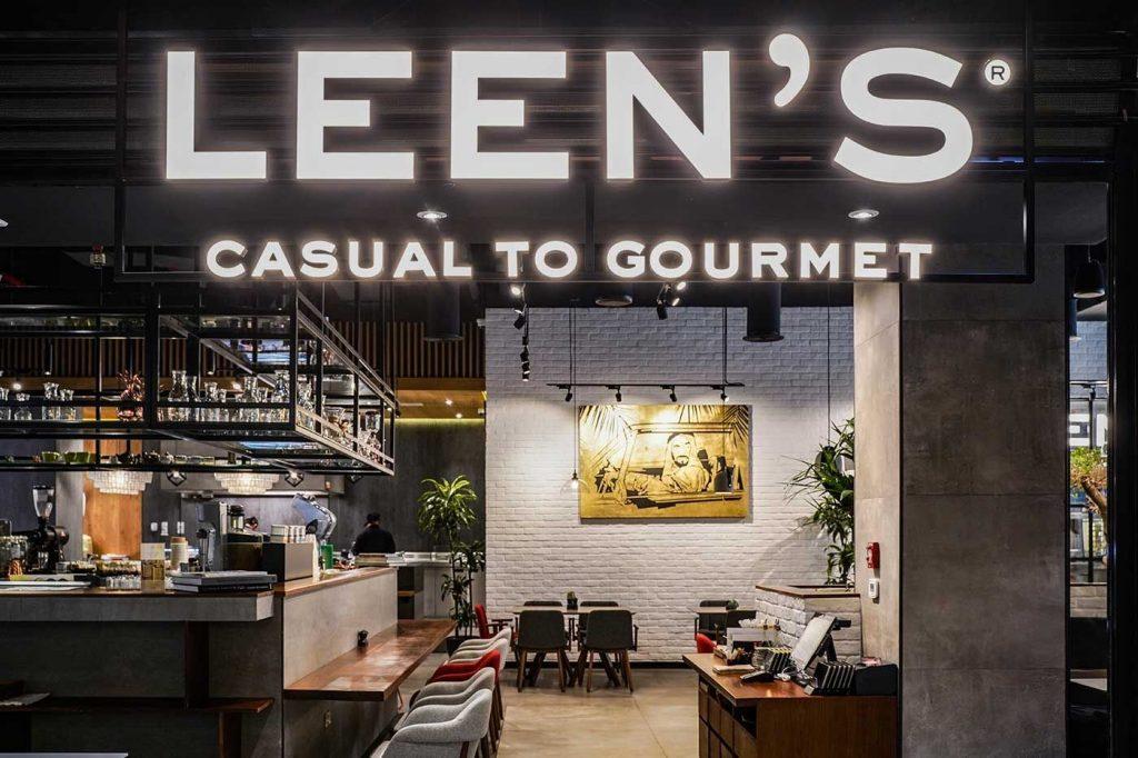 Leen's casual to gourmet lanac restorana iz Dubaija i Abu Dhabija