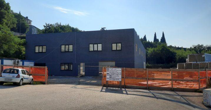 Novi centar nalazi se na prostoru postojećeg boćališta