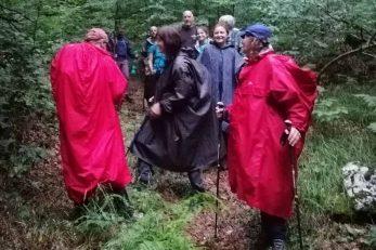 Planinarima kiša ništa ne može