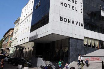 Hotel Bonavia čeka neka bolja turistička vremena / Snimio Roni BRMALJ