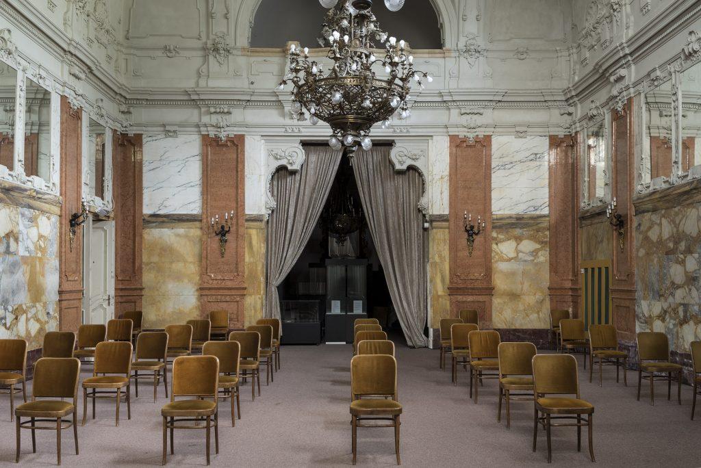 Paviljon »Palača« / Foto Hrvoje FRANJIĆ
