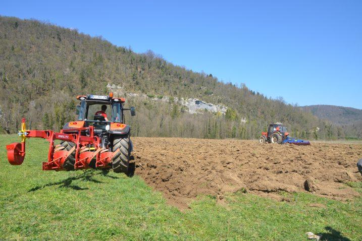 Aktivnosti Grada Vrbovsko u idućem će razdoblju biti okrenute stvaranju uvjeta za razvoj poljoprivrede i stočarstva / Foto M. KRMPOTIĆ