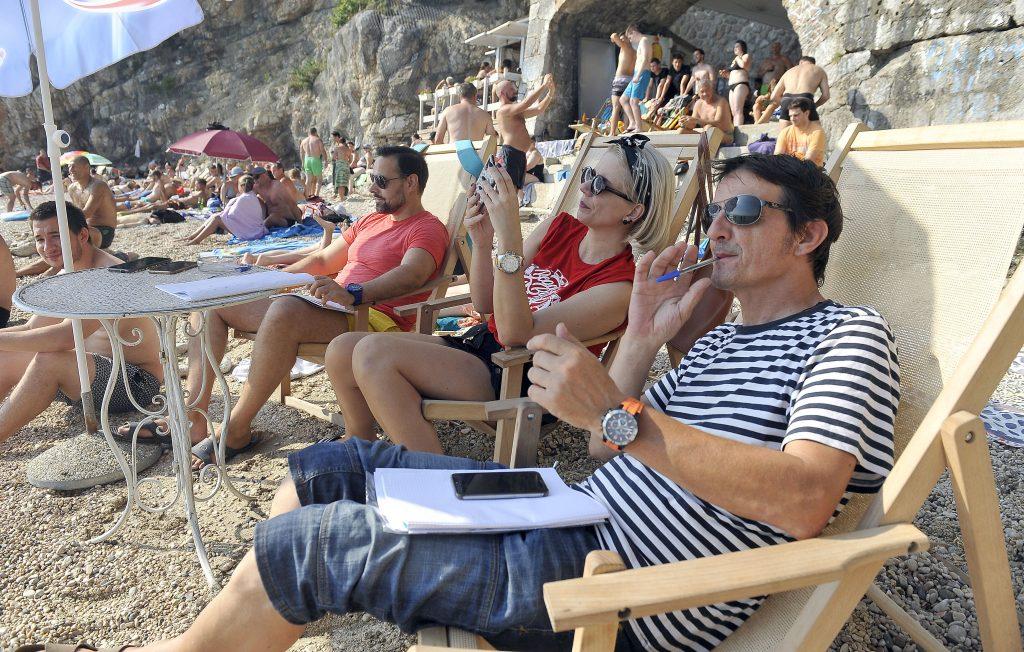 Dobri Kamov: Publika kakva se samo poželjeti može / Foto R. BRMALJ