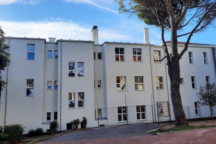 U svega pet mjeseci završena energetska obnova zgrade Osnovne škole u Matuljima / Snimila Marina KIRIGIN