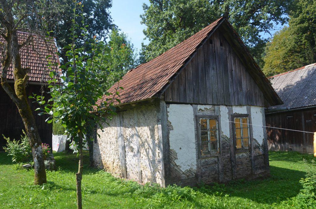 Ovako su u Gorskom kotaru izgledale kuće prije tri stoljeća