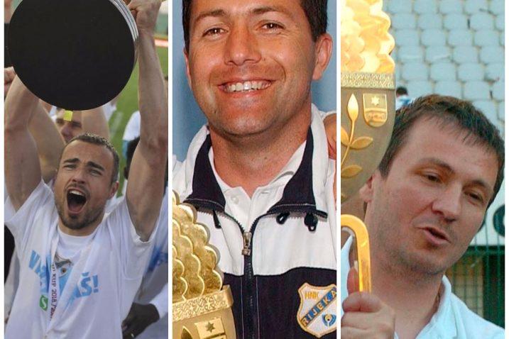 Zoran Kvržić, Dragan Skočić i Elvis Scoria