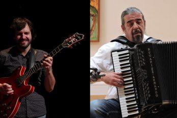 Zoran Majstorović i Aleksandar Ipavec