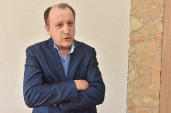 Ivica Turić, načelnik općine Perušić / Photo: Dino Stanin/PIXSELL
