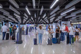 Zračna luka Dubrovnik / Foto Grgo Jelavic/PIXSELL
