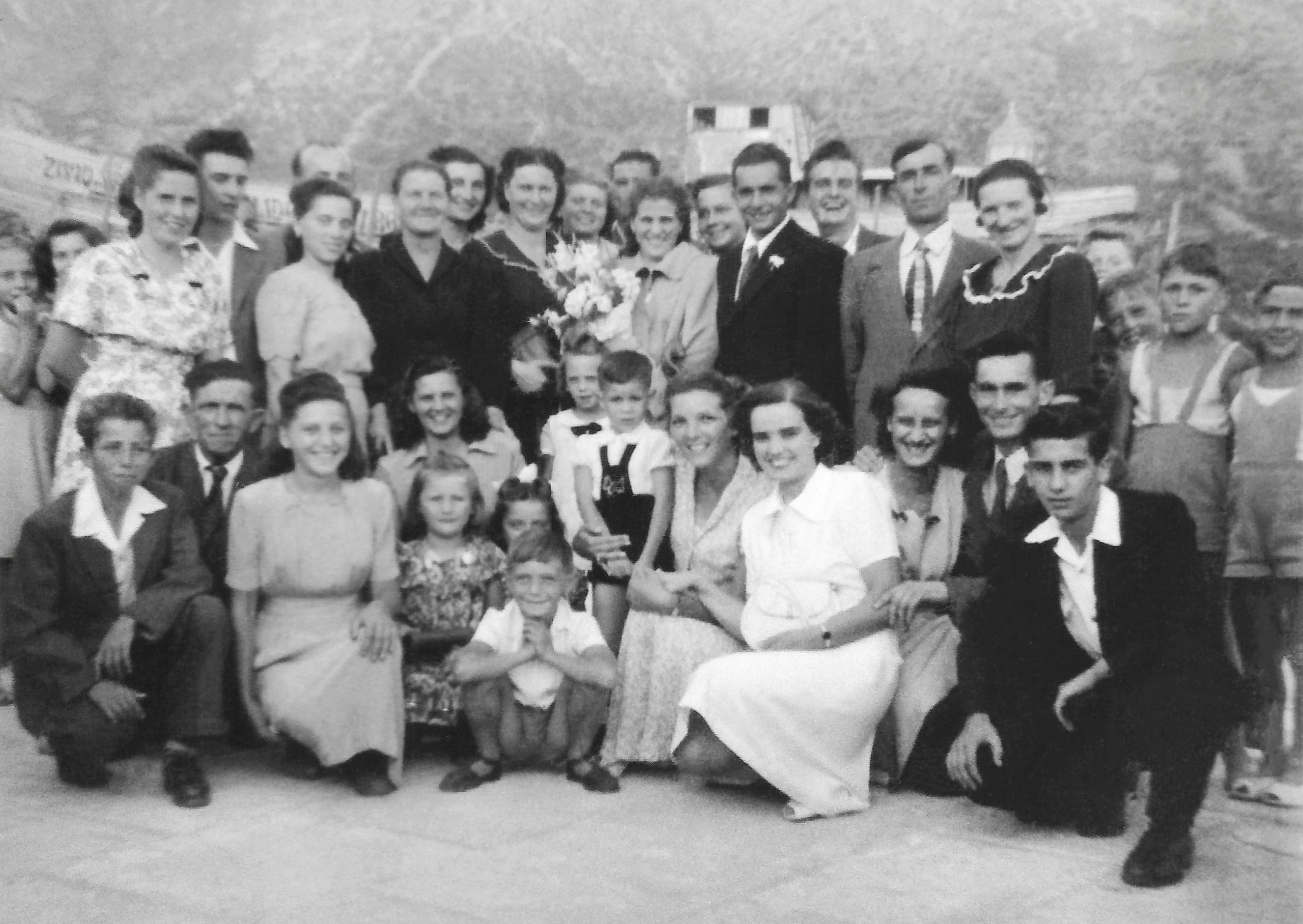 Foto arhiva obitelji Spadoni