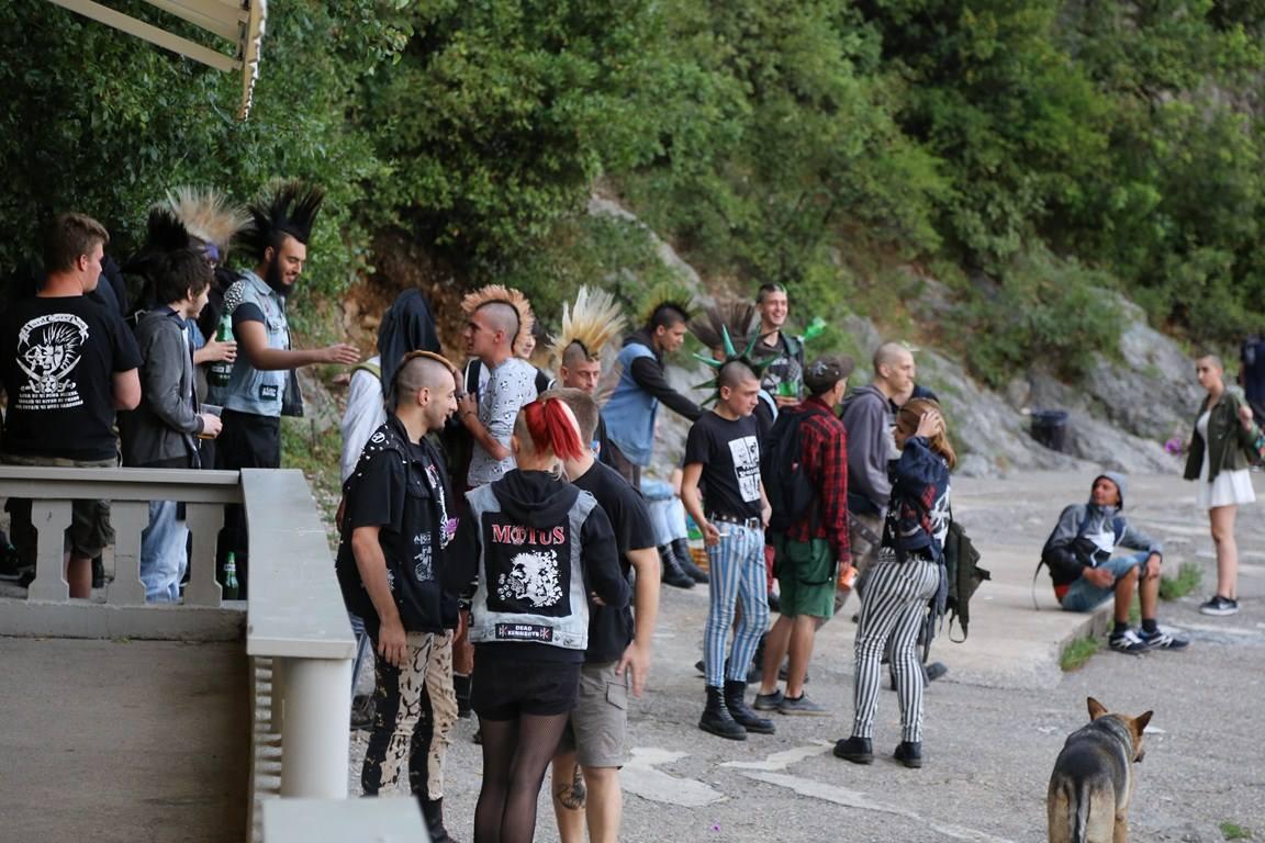 Foto Empeduja Punk Festival