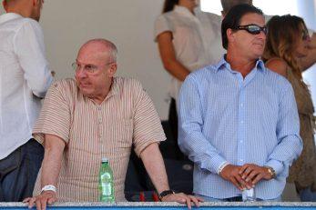 Gabriele Volpi i Damir Mišković nekada su zajedno vodili Rijeku i Speziju/Foto Arhiva NL