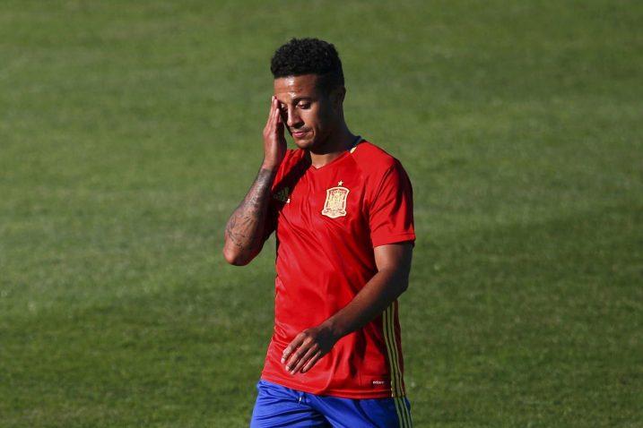 Thiago Alcantara/Foto REUTERS