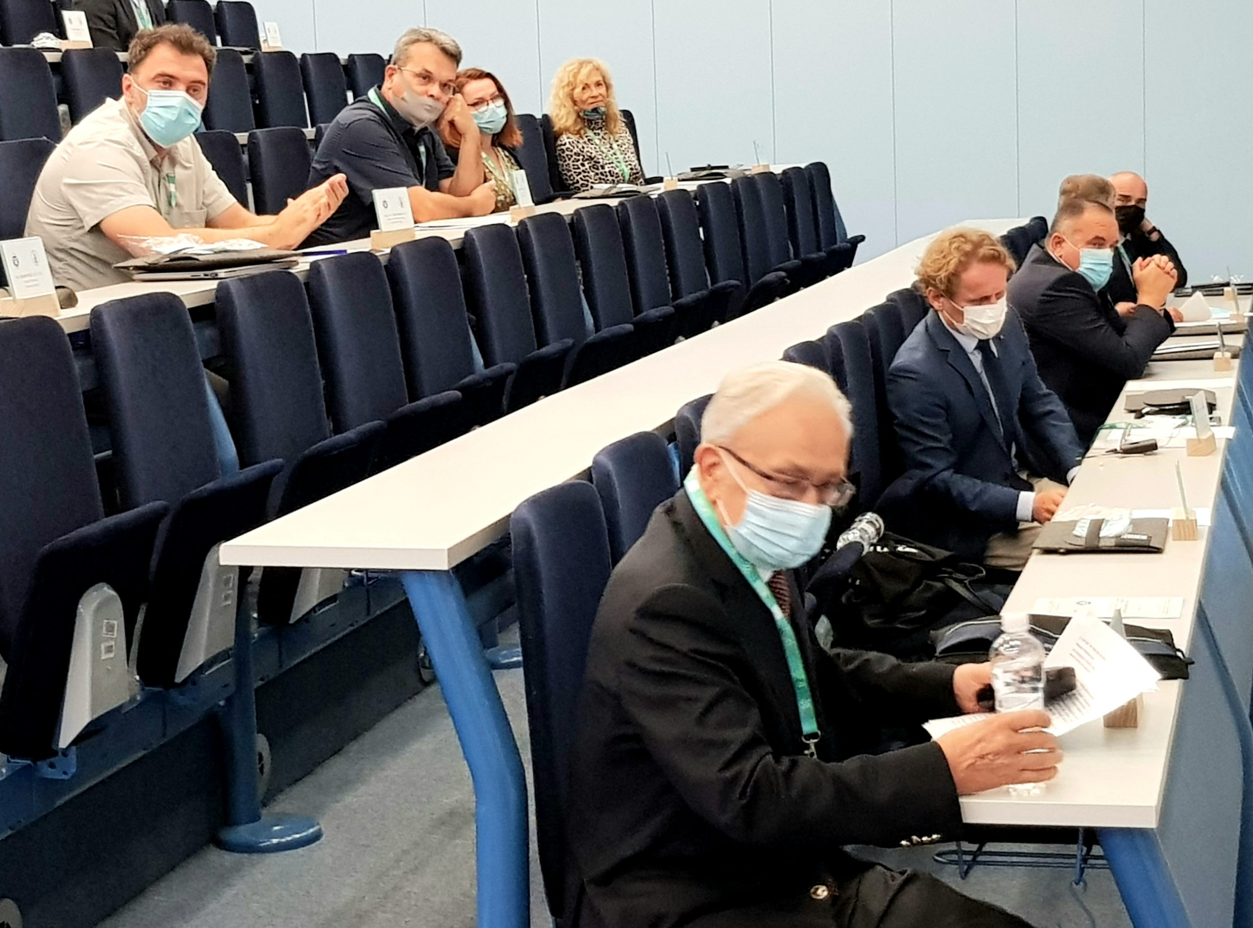 Konferencija o koronavirusu u Rijeci / Snimio Marko GRACIN
