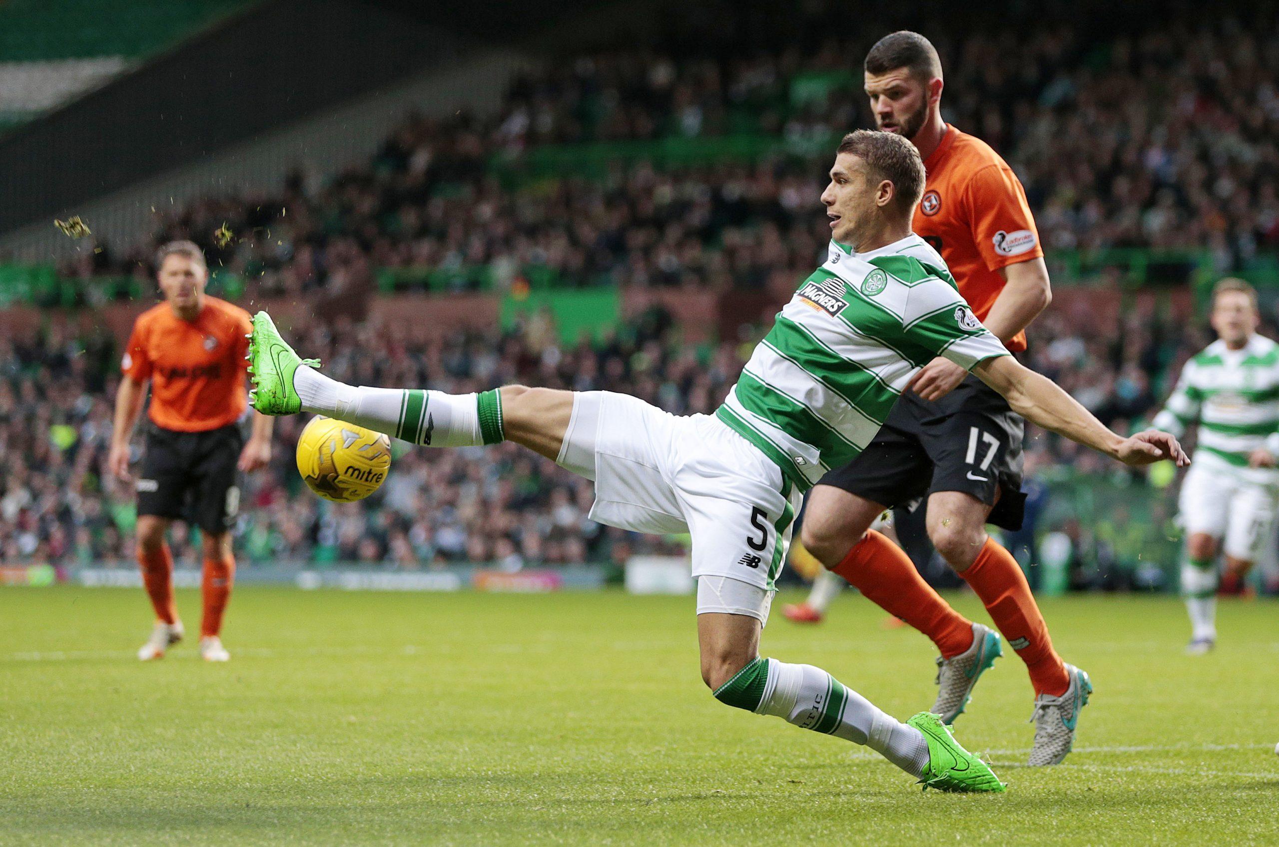 Jozo Šimunović u dresu Celtica/Foto REUTERS