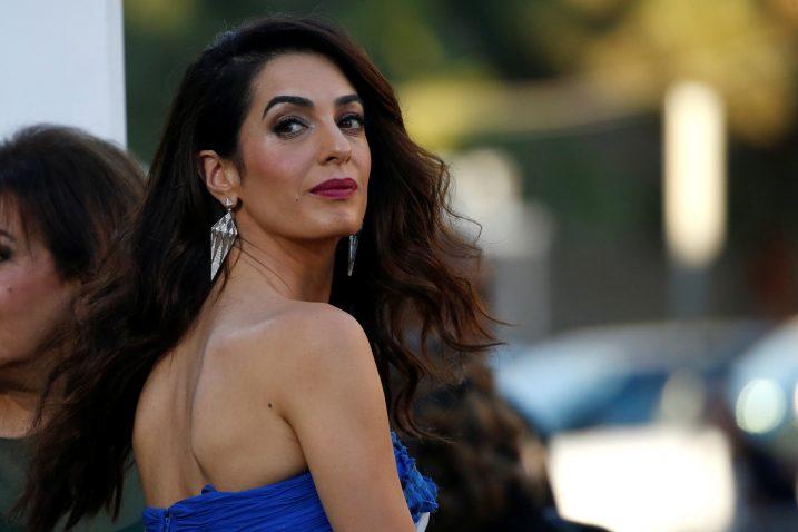 Amal Clooney / Reuters