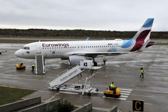 I dalje idu i letovi Eurowingsa za Düsseldorf i Hamburg jednom tjedno / NL arhiva