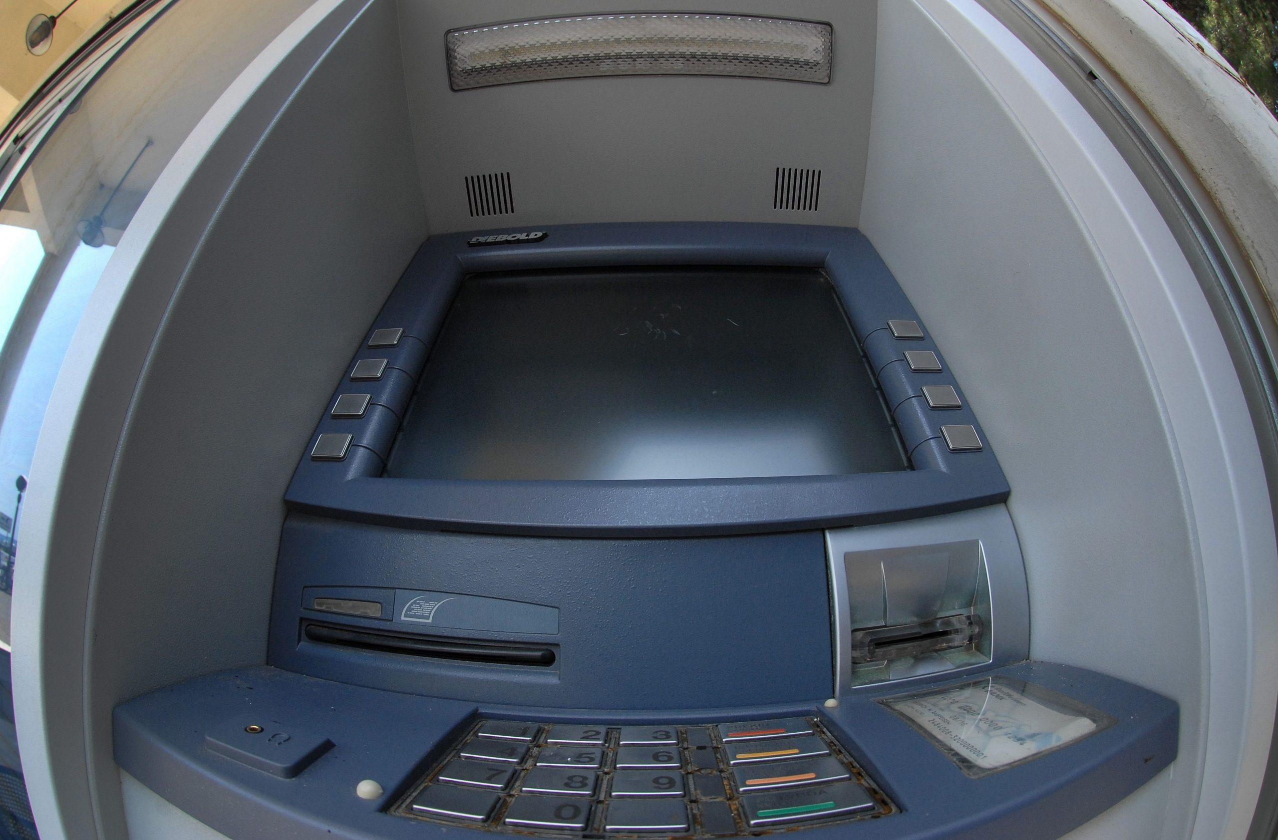 Ilustracija - bankomat / Foto Dino Stanin/PIXSELL