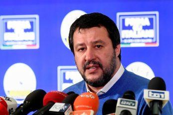 Matteo Salvini / Reuters