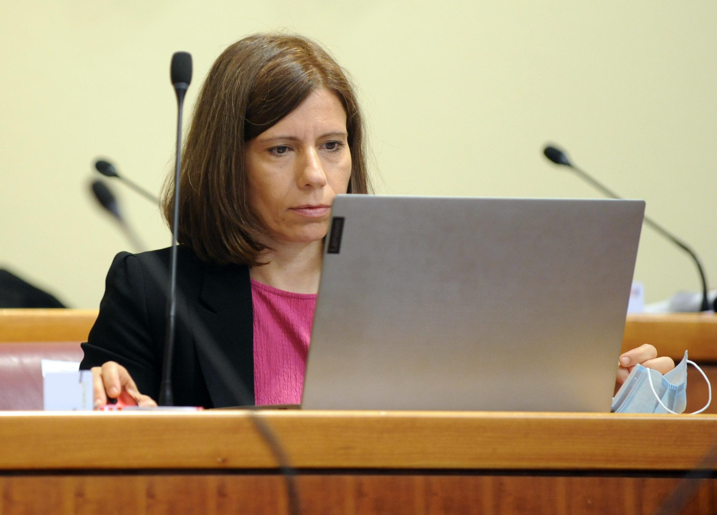 Katarina Peović / Foto: Darko JELINEK