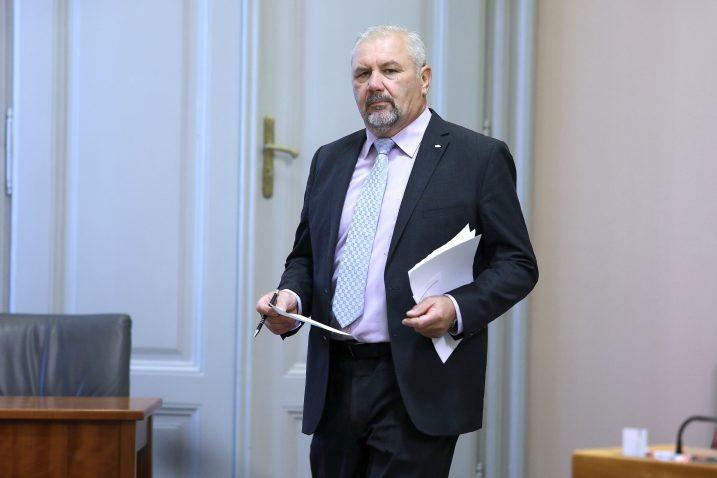 Odlazi iz HSU-a kao treći najdugovječniji predsjednik stranke - Silvano Hrelja / Foto Patrik Maček / PIXSELL