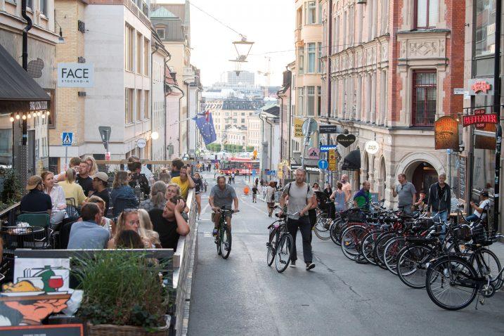 Stockholm / Reuters