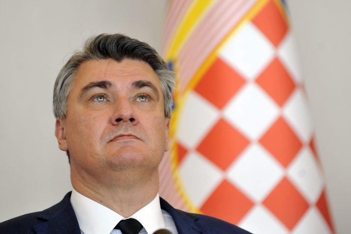 Zoran Milanović / Foto Davor Kovačević