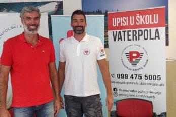 Damir Glavan i Boris Letica/Foto Primorje EB