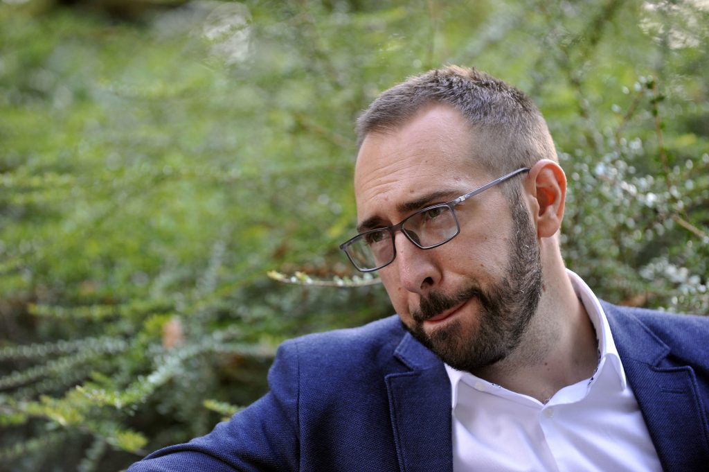 Tomislav Tomašević / Snimio Davor KOVAČEVIĆ