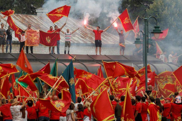 Ilustracija sa skupa u Cetinju / Foto Reuters