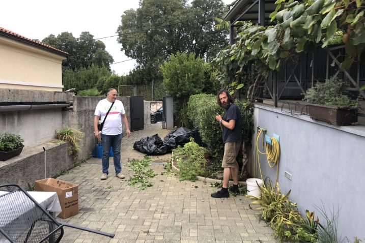 Na parceli uz Kuću utočišta posadit će se vrt i urediti plastenik
