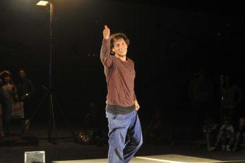 Akrobatska predstava 'Instable', nastupio Nicolas Fraiseau / Snimio D. ŠKOMRLJ