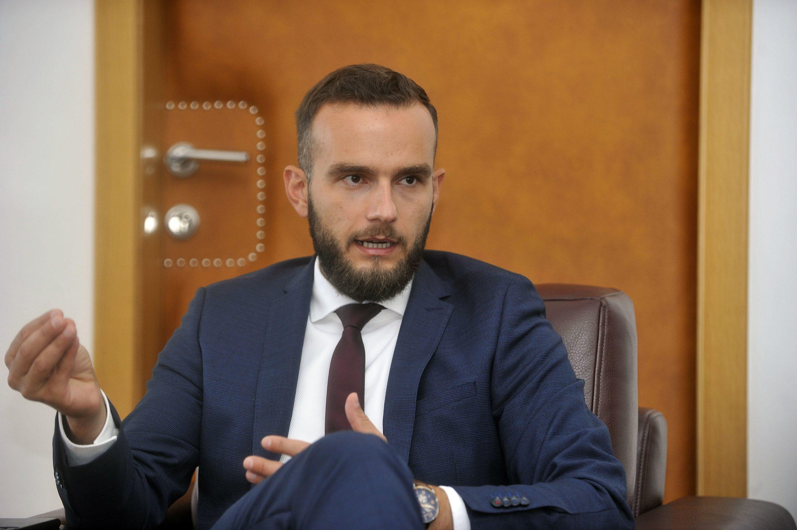 Josip Aladrović / Foto Davor KOVAČEVIĆ