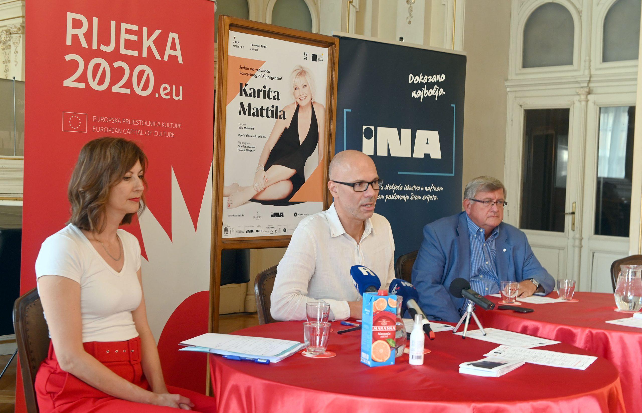 Tiskovna konferencija u riječkom kazalištu / Foto V. KARUZA