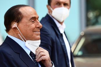 Silvio Berlusconi / Reuters